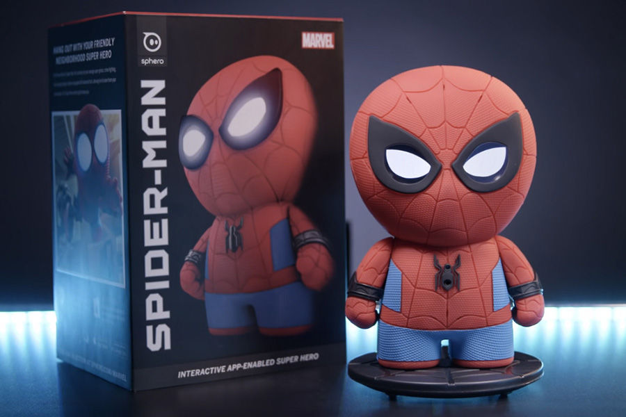 Sphero Spider-Man Interactive Robot Review