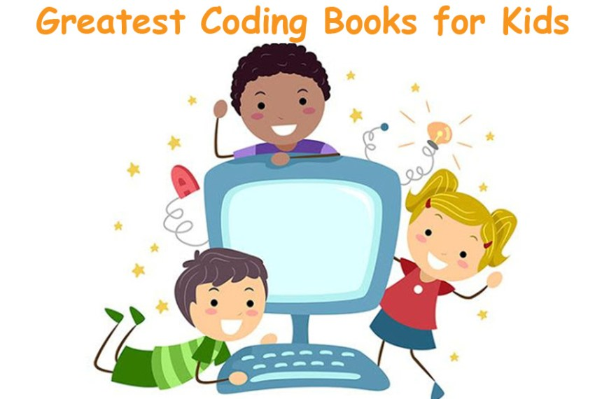 8 Greatest Coding Books for Kids (2020 Review)