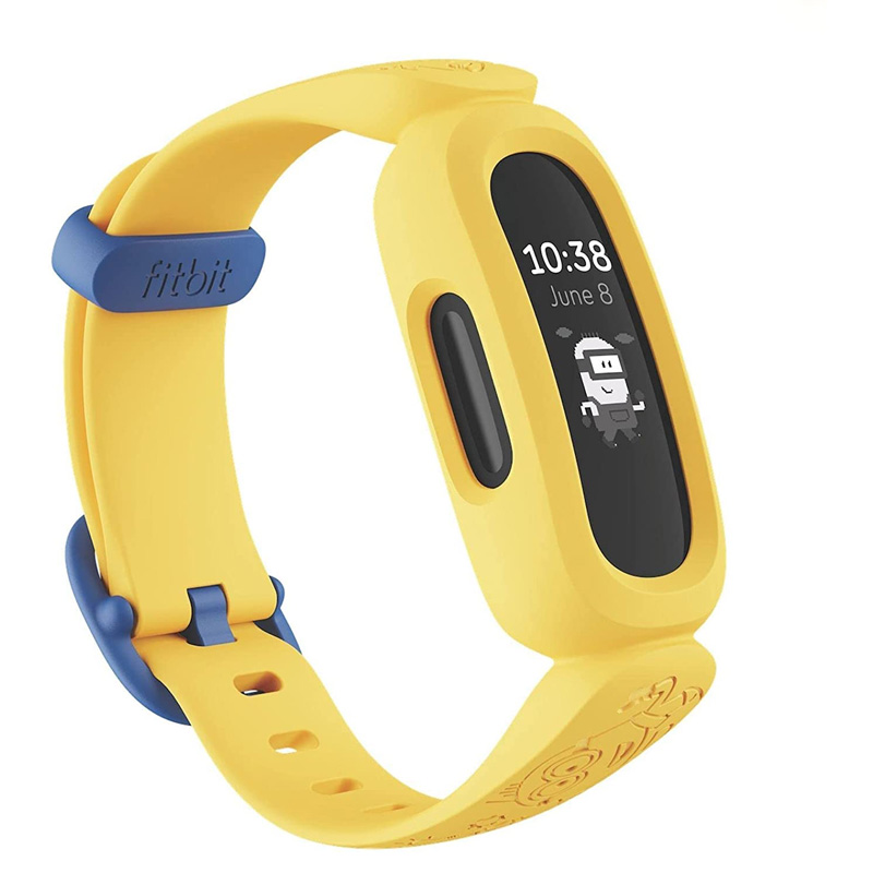 Fitbit Ace 3 Activity Tracker for Kids 6+, Minions Special Edition