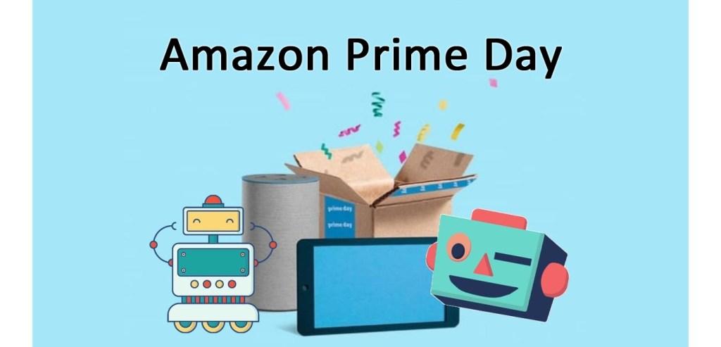 Robot Toys Amazon Prime Day 2021