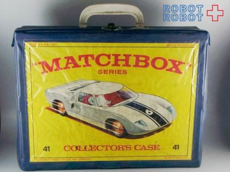 マッチボックス MATCHBOX 収納ケース コレクターズケース