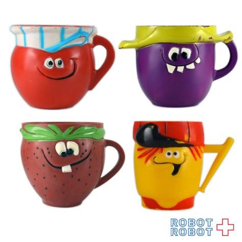 FUNNY FACE Plastic Mug  ファニーフェイス プラスチックマグカップ