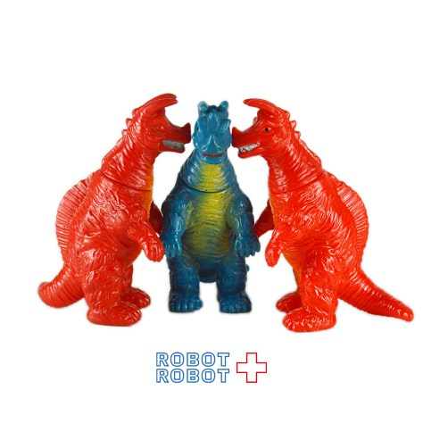 Bullmark Ultra Kaiju Mini Sofvi jack KINGSAURUS3  GROUP A