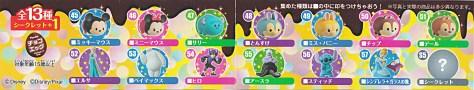 Furuta Chocoegg Disney Character チョコエッグ ディズニーキャラクター P5