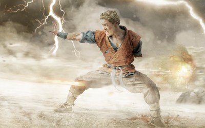 Image result for Dragon Ball Z: Light of Hope (2015)