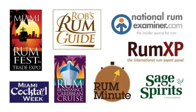 Robs Rum Brand Logos