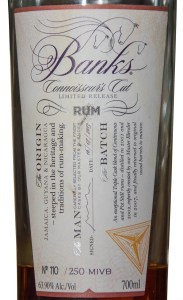 From Master Blender Arnaud de Trabuc, Banks Rum, Connoisseur's Cut is a limited edition masterful blend of fine aged rums from Jamaica, Guyana and Nicaragua.