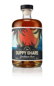 With a wink and a nod toward the wayward duppies that steal their share of rum maturing in oak barrels, this new Duppy Share premium rum from Westbourne Drinks Company of London features a fine blend of aged rums from Jamaica and Barbados.