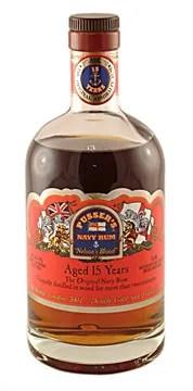 Types of Rum - Pusser's Navy Rum