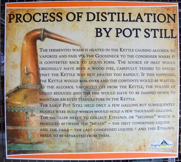 Rum 101 - the Pot Sill