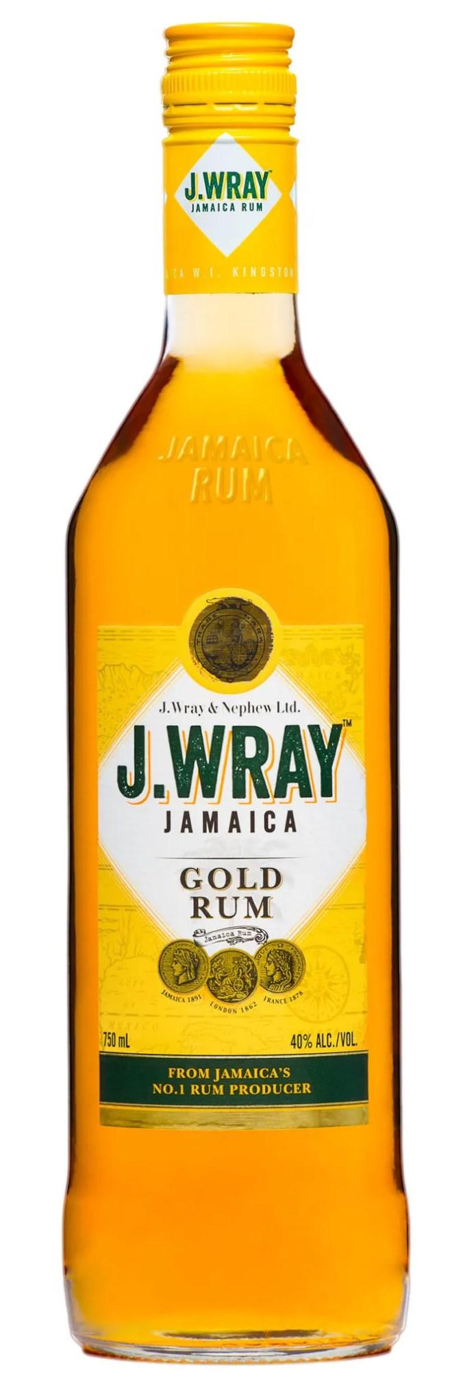 J.Wray Jamaica Rum Gold