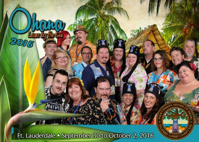 Ohana, Luau By The Sea, Mai Kai, Polynesian, Ft. Lauderdale