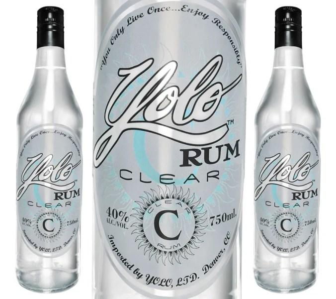 Yolo Rum Clear
