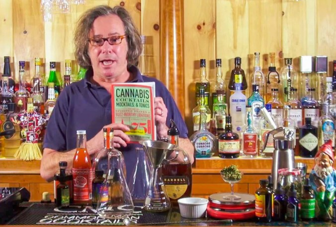 Cannabis Cocktails Seminar by Warren Bobrow