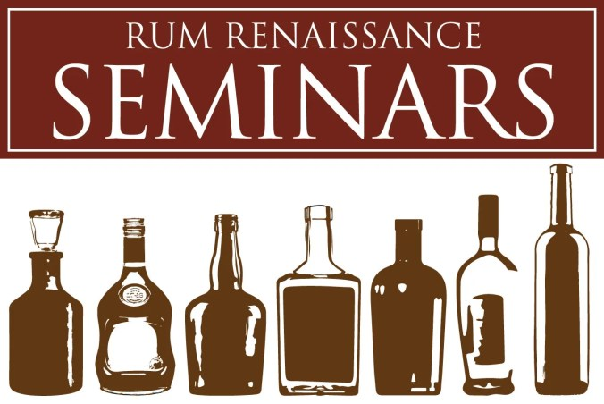 Rum Renaissance Seminars - at the Rum Renaissance Festival
