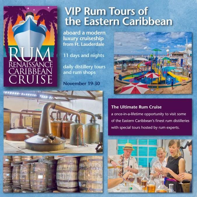 2018 Rum Renaissance Caribbean Cuise