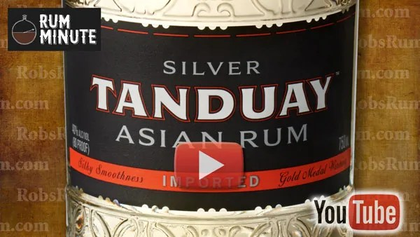 Tanduay Silver Asian Rum