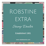 Robstine Extra Stamp Dealer
