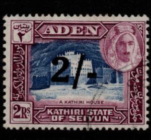 Aden- Kathiri State of Seiyun SG 26