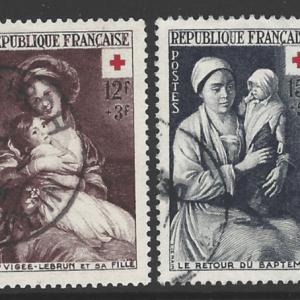 France SG 1191-1192