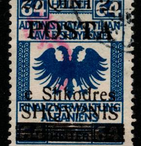 Albania, SG 92