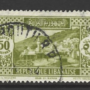 Lebanon SG 179 *