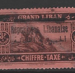 Lebanon SG D148
