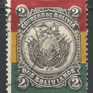 Bolivia SG 84