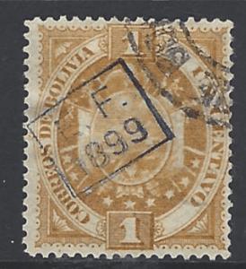 Bolivia SG 85