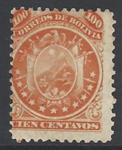 Bolivia SG 40