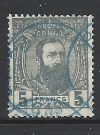 Belgian Congo SG 13