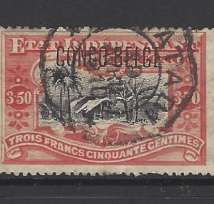 Belgian Congo SG 43a