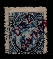 Ecuador SG 126