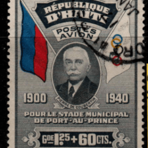 Haiti SG 338