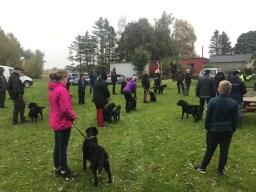 Hunddag 14 Oktober 2017