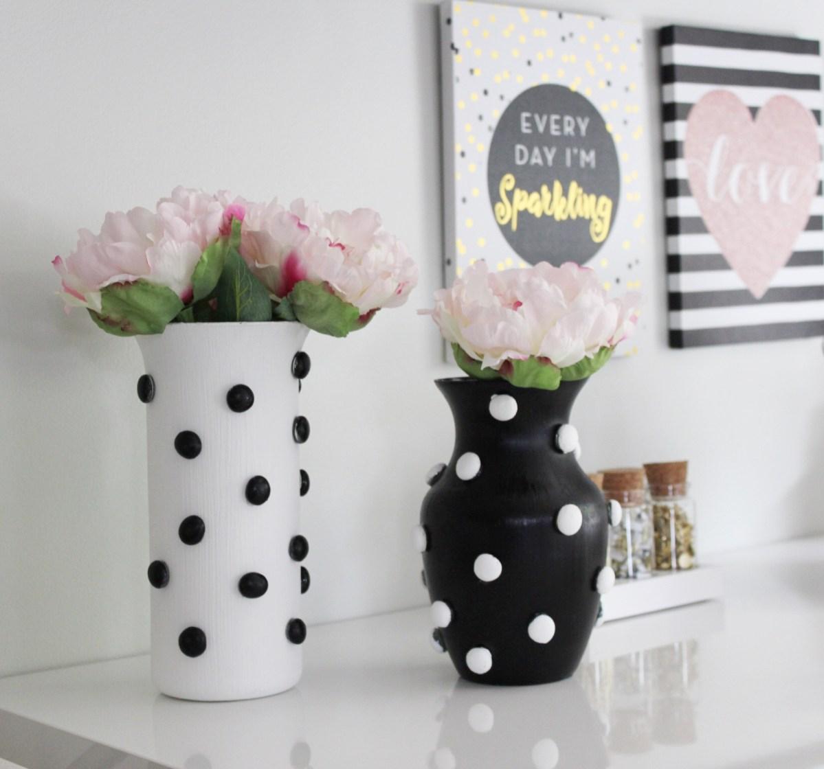 Designer Inspired Vase DIY