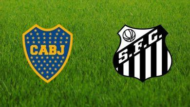Boca vs Santos por Copa Libertadores: hora, TV y formaciones