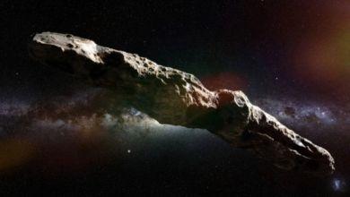 Astrónomo asegura que asteroide Oumuamua es «tecnología alienígena»