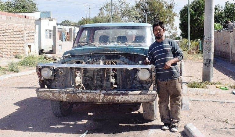 Golpe de suerte: el pulpero quedó a un paso de tener una camioneta nueva