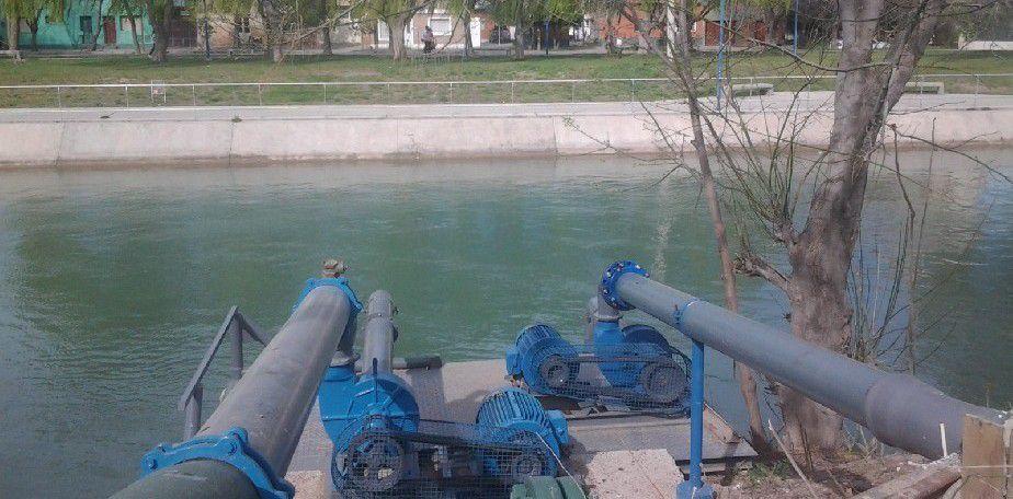 42 grados y el agua cortada: Aguas Rionegrinas le tiró la pelota a Edersa