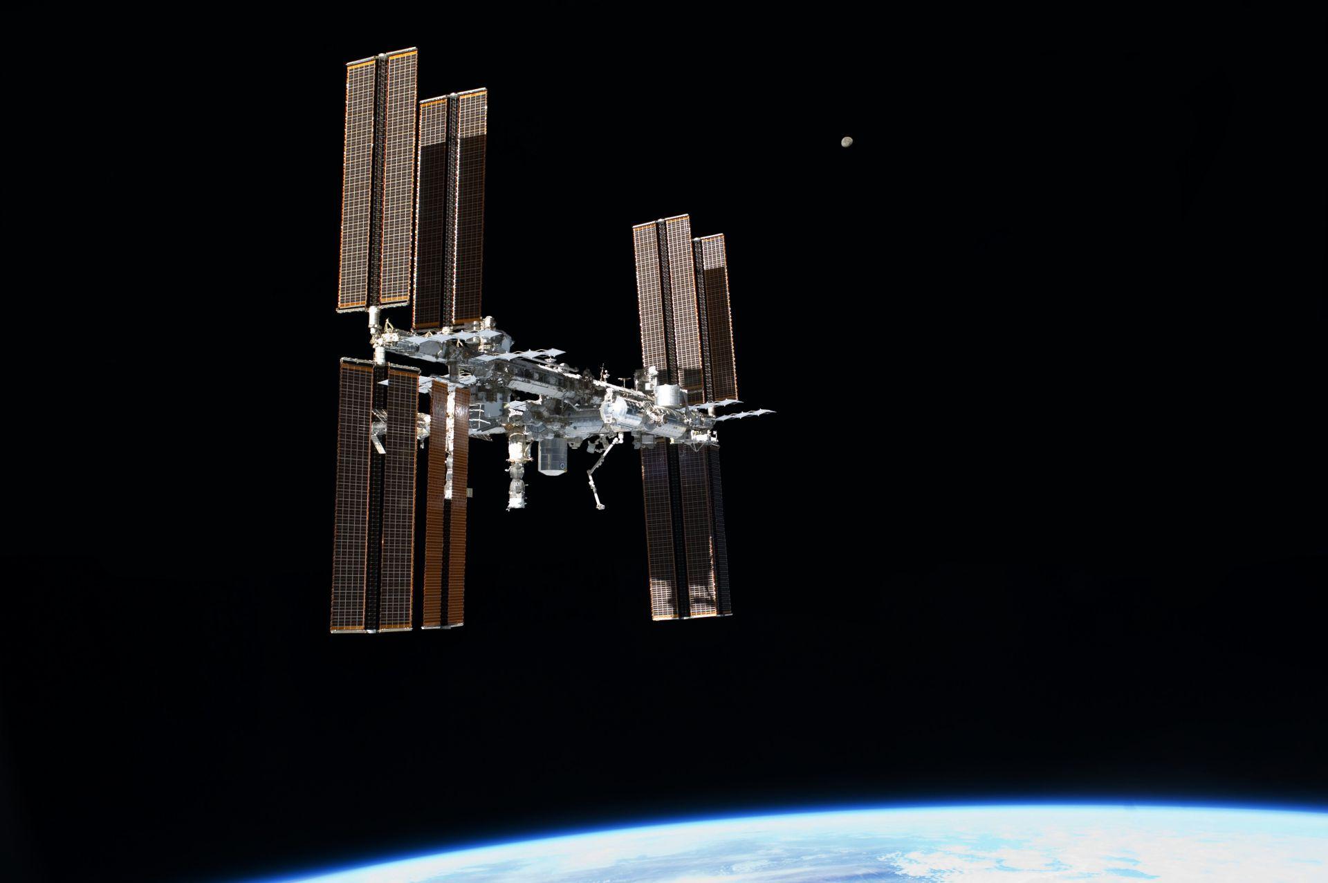 ¿Te perdiste el paso de la Estación Internacional Espacial? Esta madrugada tenés una nueva oportunidad