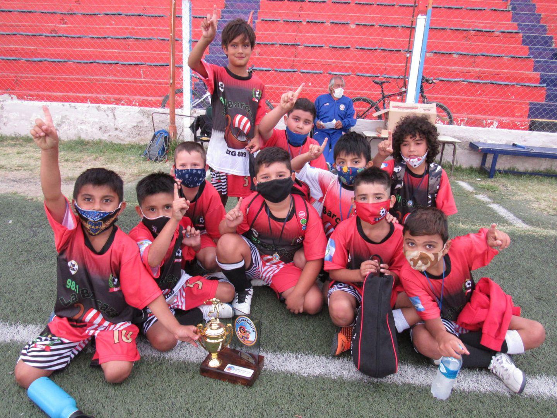 Galería de fotos: conoce a los campeones del Premundialito Infantil 2021