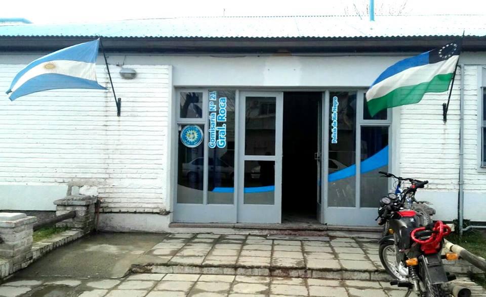 POLICIALES: Tres detenidos tras robar en un comercio en Roca
