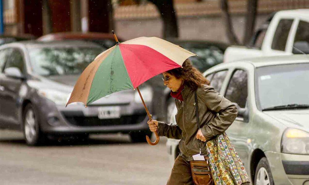 ROCA: Sacá el paraguas: Se viene la lluvia