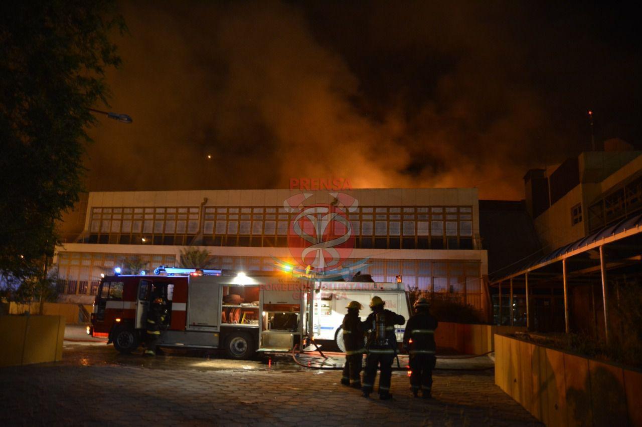 A dos años de la madrugada en que prendían fuego un colegio en Roca