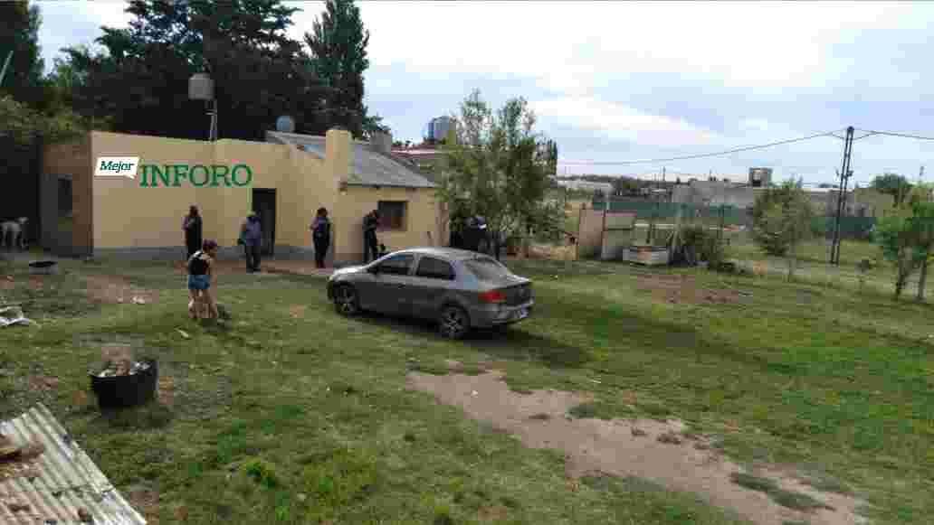 Policías violentos van a ser trasladados de Roca a Allen