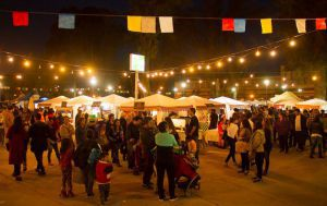 Se viene Feria Nómade con una noche llena de música