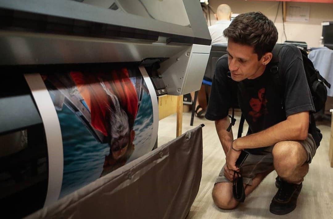 Fotógrafo roquense expondrá sus obras en Casa de la Cultura luego de viajar por 47 países