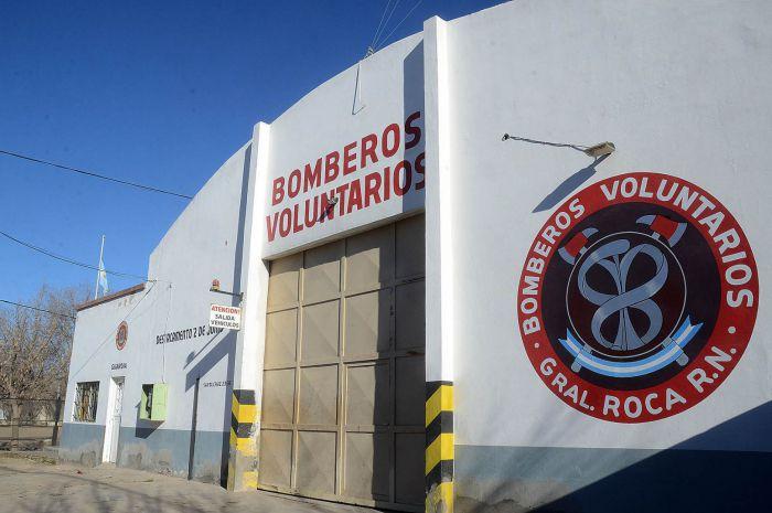 Indignante: robaron en el cuartel de bomberos