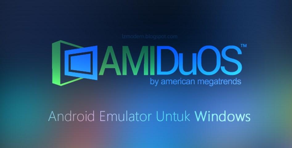 Android Lollipop su PC e Tablet Windows | Ecco come con AMIDuOS 2